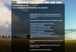 Le site de Common Sense 33