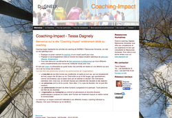 Le site de Coaching Impact