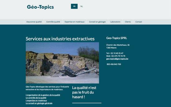 Geo Topics