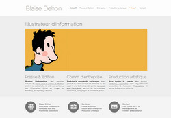 Le site de Blaise Dehon