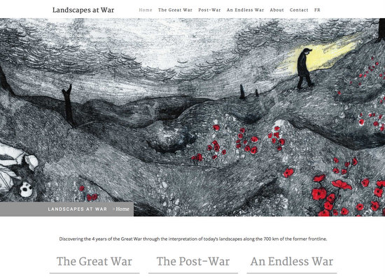 Landscapes at War