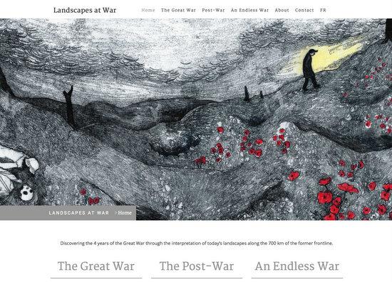 Landscapes at War