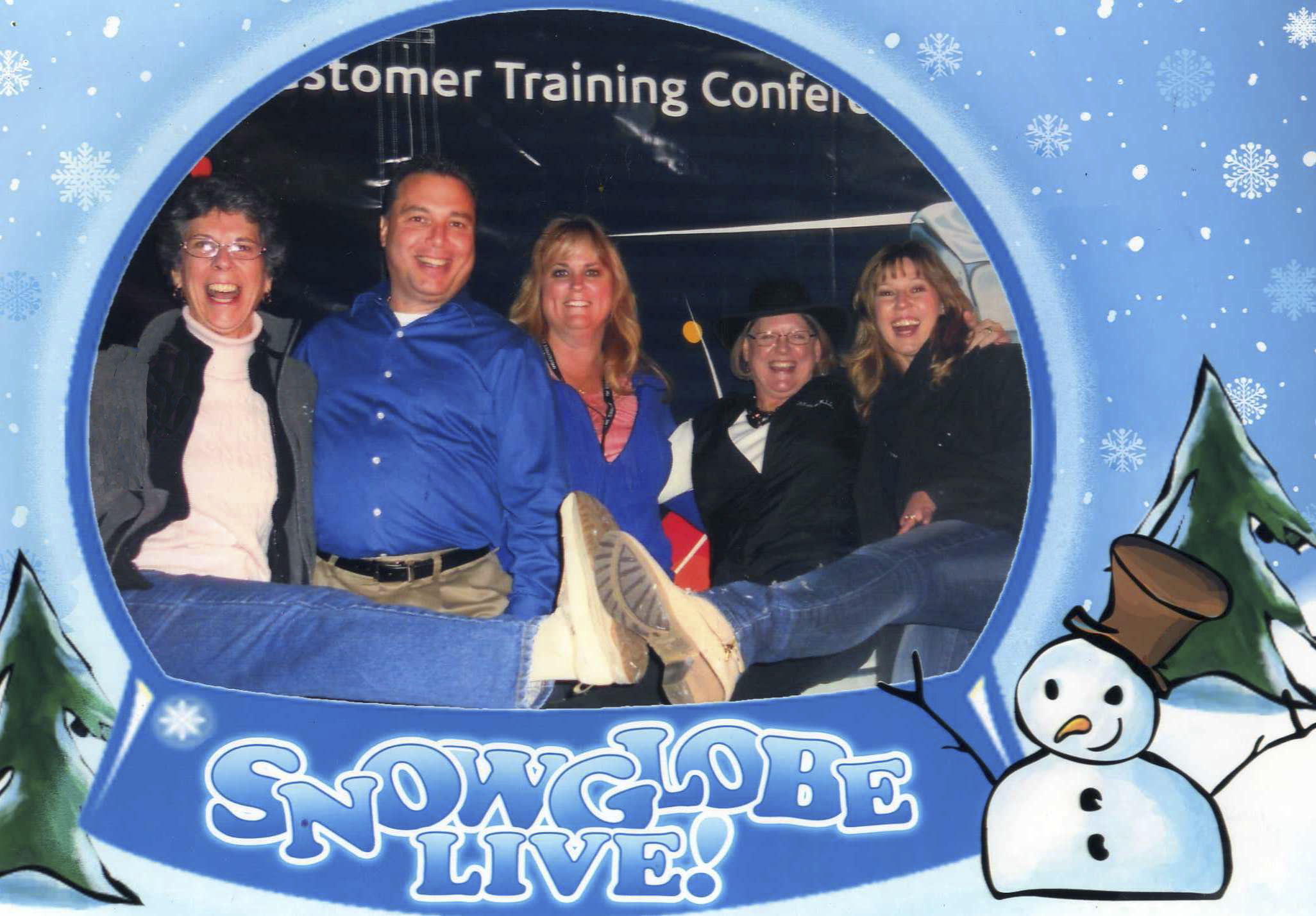 2012 Conference Photo_Snowglobe