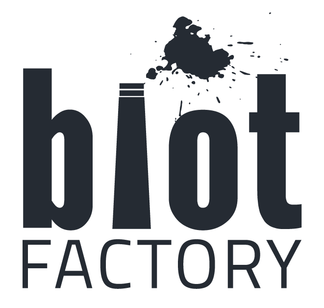 Blot Factory Logo