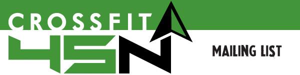CrossFit 45 North