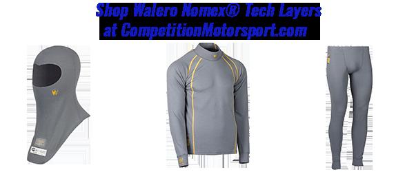 Shop CMS for Walero Nomex Underwear