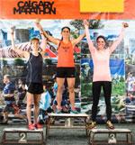 Calgary Marathon updated women's winners