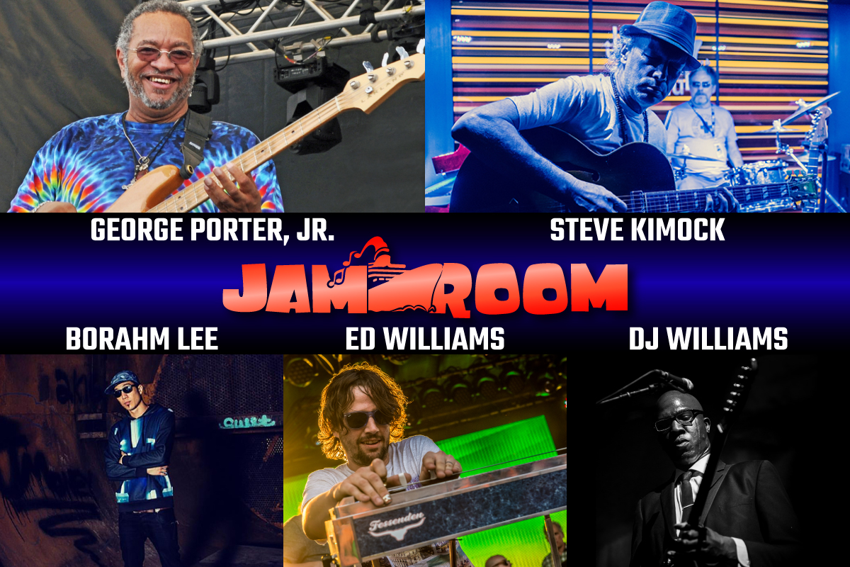 Jam Room Hosts
