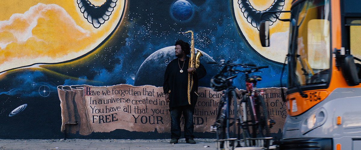 Kamasi Washington Picture