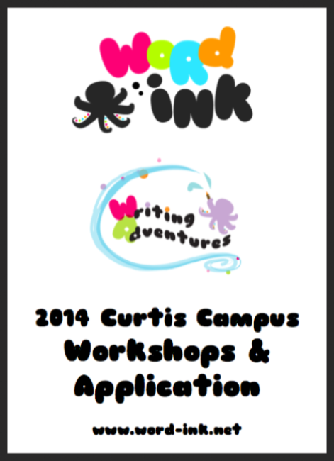2014 W.O.R.D. Ink Workshops & Application on Curtis Campus