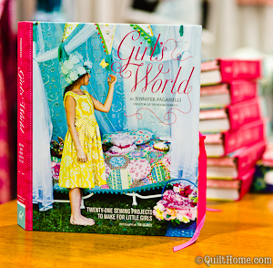 Girl's World book by Jennifer Paganelli