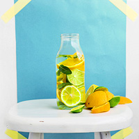 Fresh Summer Drink by Studio Firma