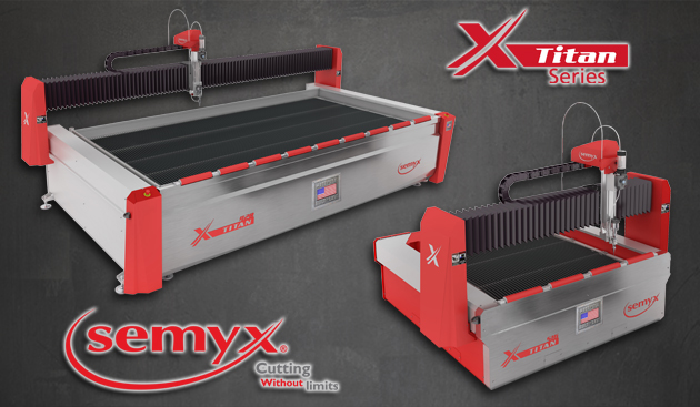 Semyx and Titan Series are registered trademarks of Semyx, LLC  in the United States.