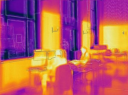 Variotherm wandverwarming/koeling