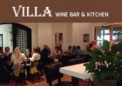 Villa Wine Bar and Kitchen