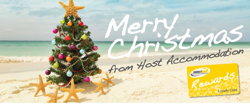 Merry Christmas from Host!