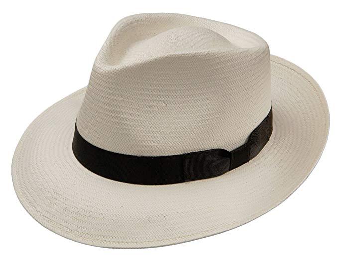 Stetson Reward Panama Fedora Hat