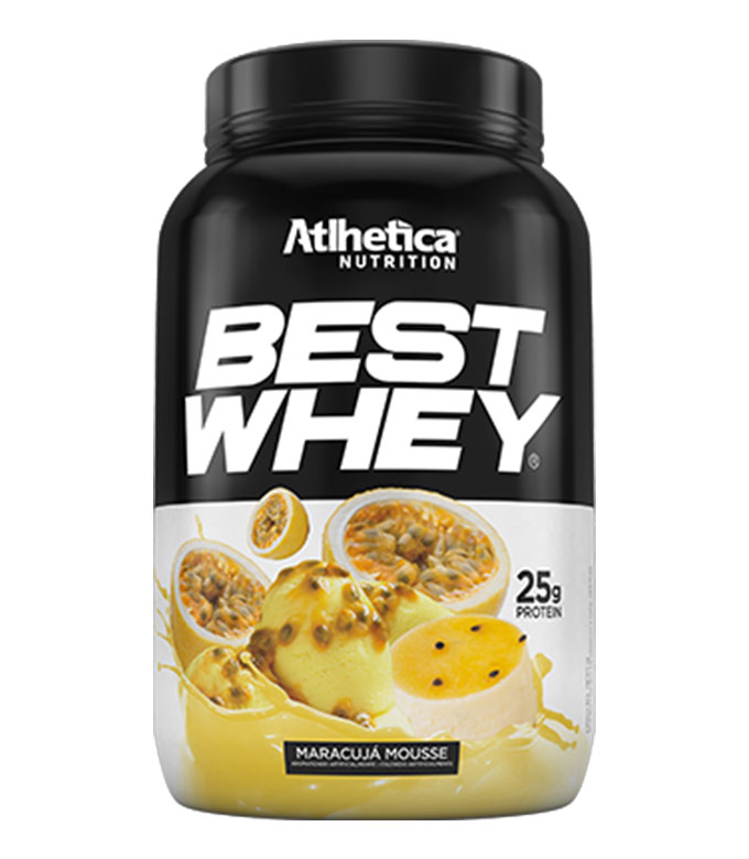 best whey mouse maracuja