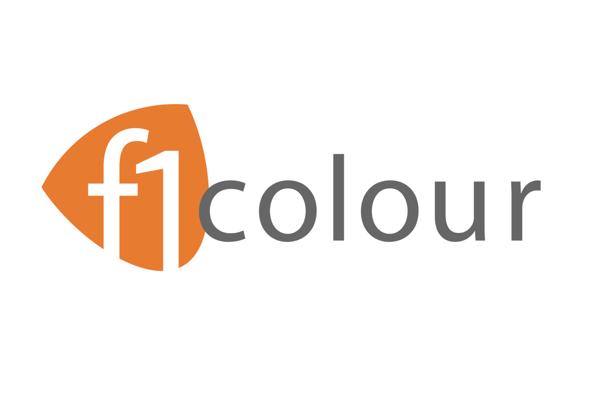 f1 colour