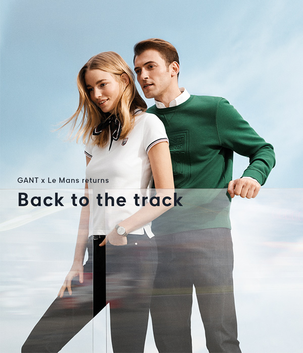 GANT x Le Mans returns | Back to the track