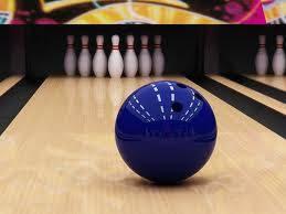 Tenpin Bowling Ball