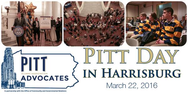 Pitt Day in Harrisburg