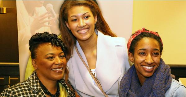 Bernice King Visit