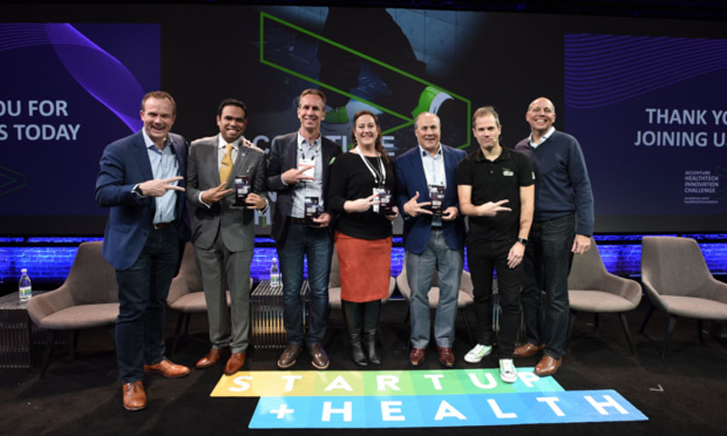 b.well and Newtopia Win the Accenture HealthTech Innovation Challenge