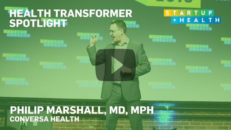 Philip Marshall, MD, Conversa