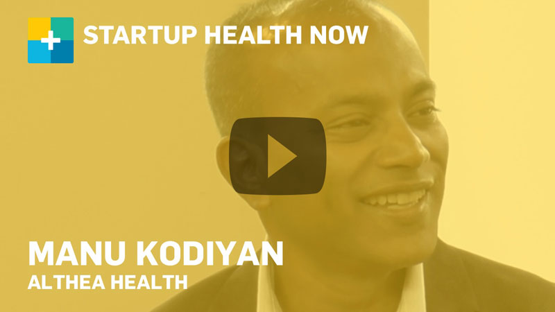 Althea Health on StartUp Health NOW