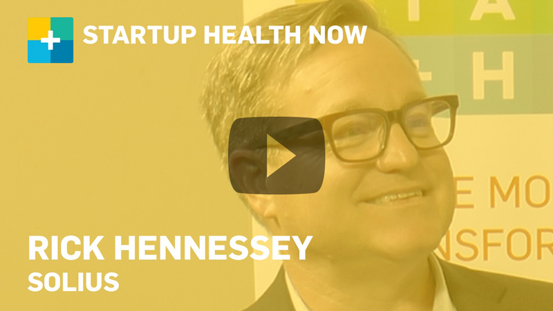 Solius on StartUp Health NOW