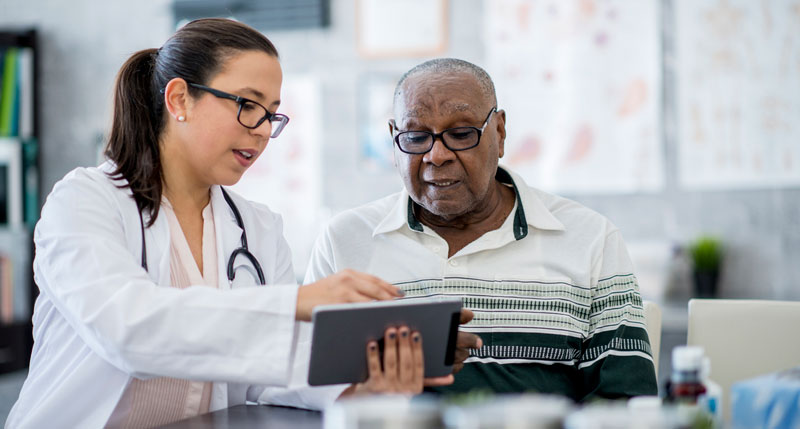 @Point of Care: Delivering the Data Doctors Need at the Right Time