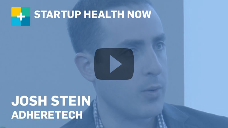 AdhereTech on StartUp Health NOW