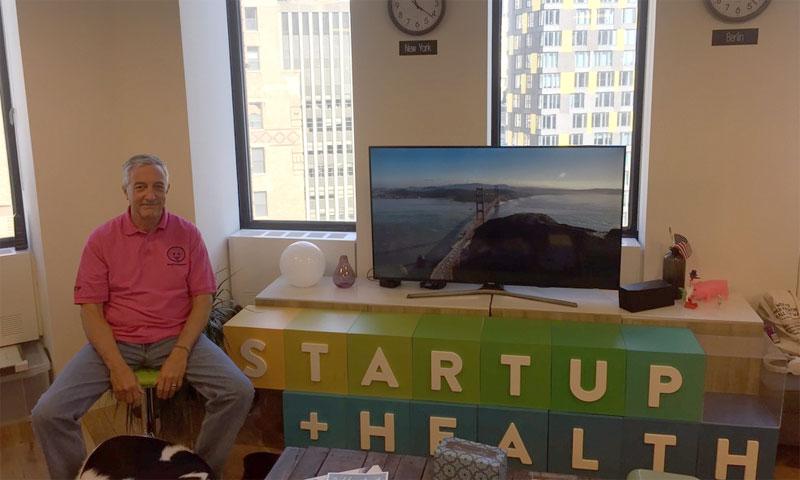 Mike Horton @ StartUp Health