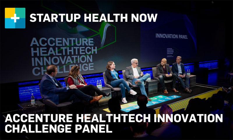 Accenture Healthtech Innovation Challenge Panel