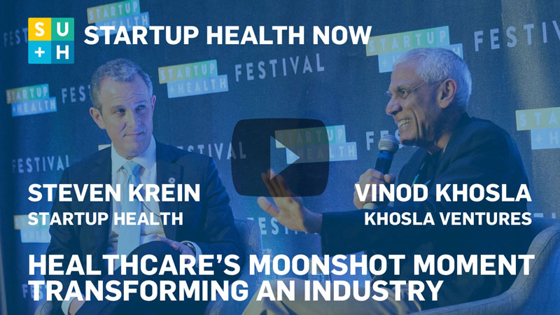 Healthcare's Moonshot Moment: Transforming an Industry