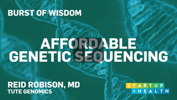 Affordable Genetic Sequencing