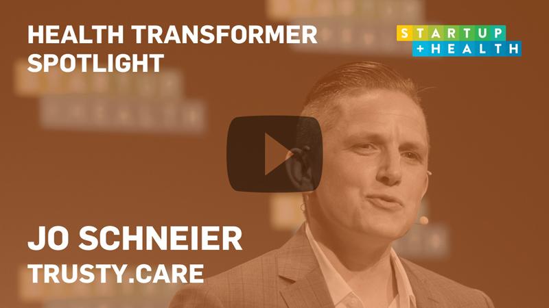 Health Transformer Spotlight: Jo Schneier