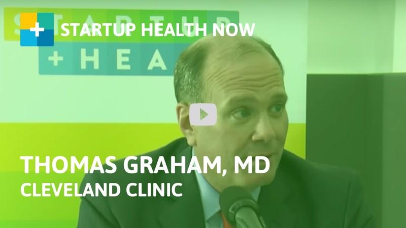 Dr. Thomas Graham on StartUp Health NOW