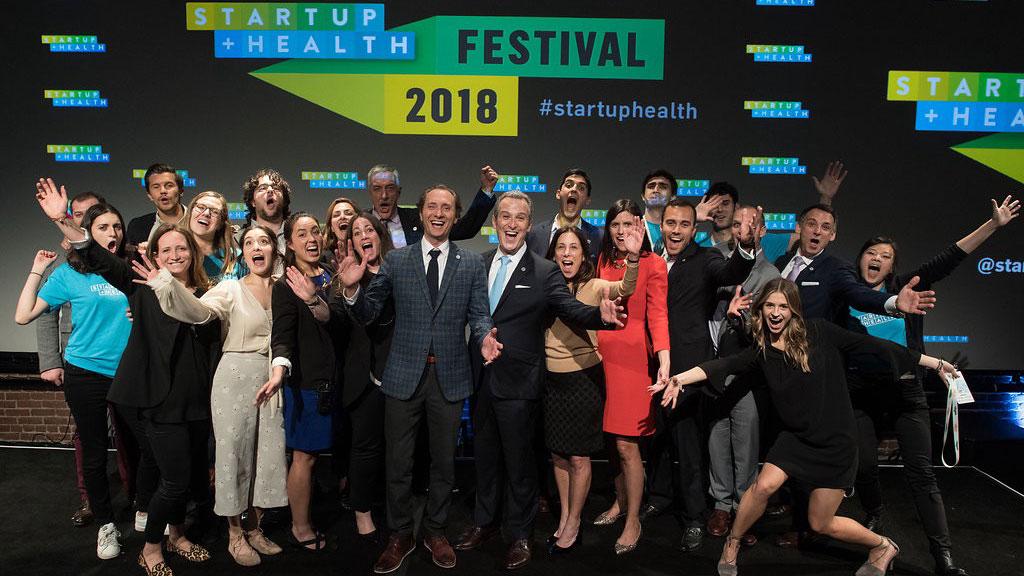 StartUp Health Team