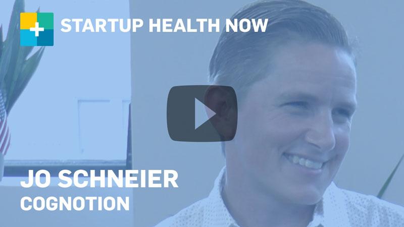 Jo Schneier on StartUp Health NOW