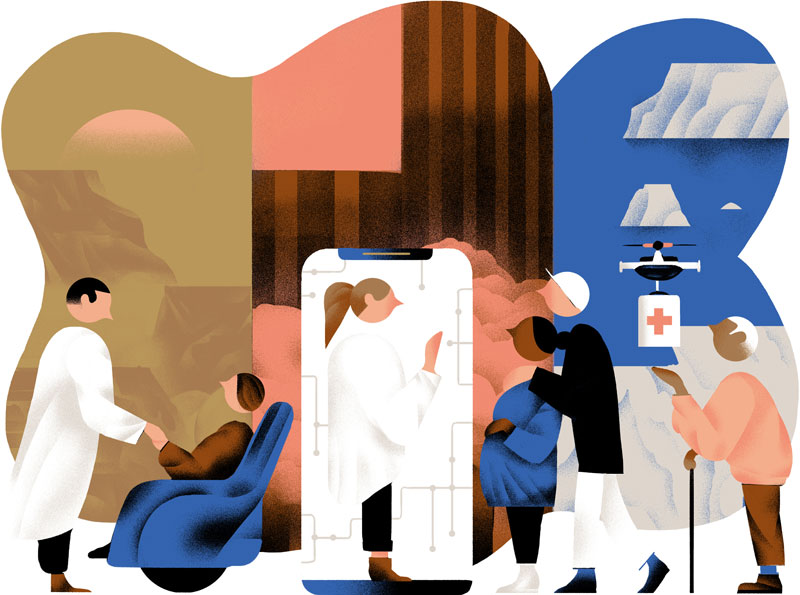 Moonshot Progress: Access to Care