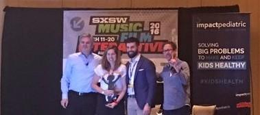 Cohero Health wins at SXSW