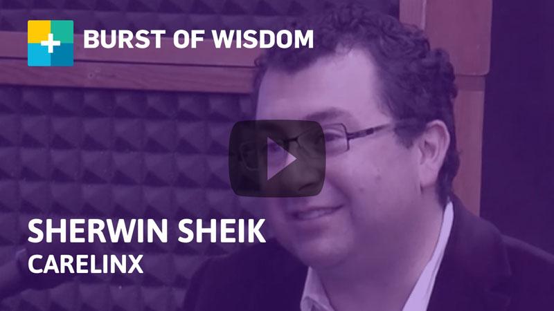 Sherwin Sheik's Burst of Wisdom