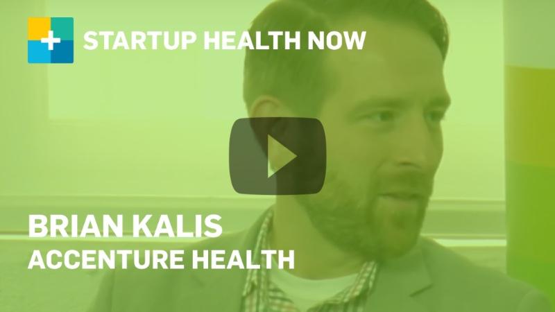 Accenture Health on StartUp Health Now