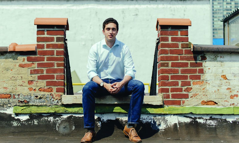The Millennial Founder Fixing One of Healthcare's Oldest Problems