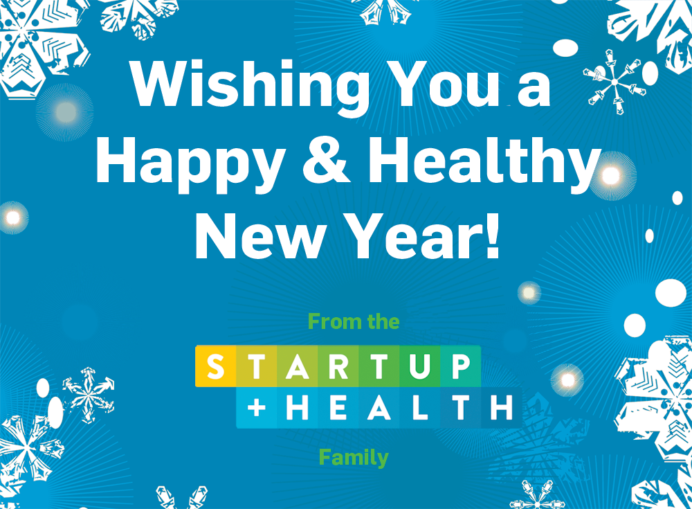Wishing You a Happy & Healthy New Year!