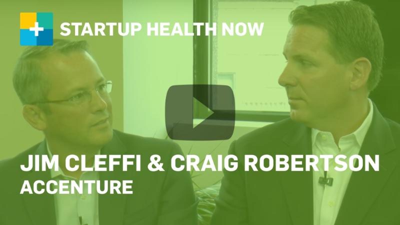 Accenture on StartUp Health NOW