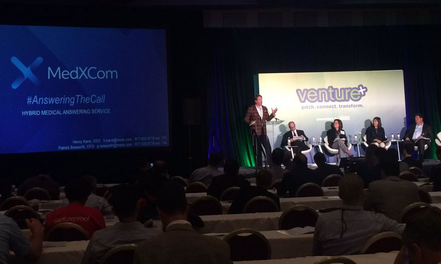 MedXCom at HIMSS16 Venture+ Forum