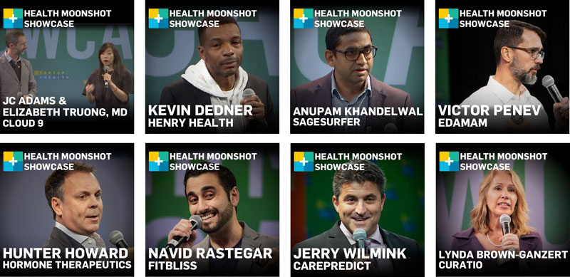 The Latest From StartUp Health TV